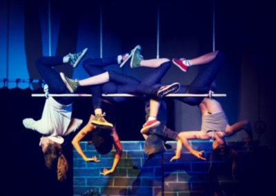 Teen Circus 12-16yrs