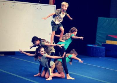 Circus Play 8-11yrs