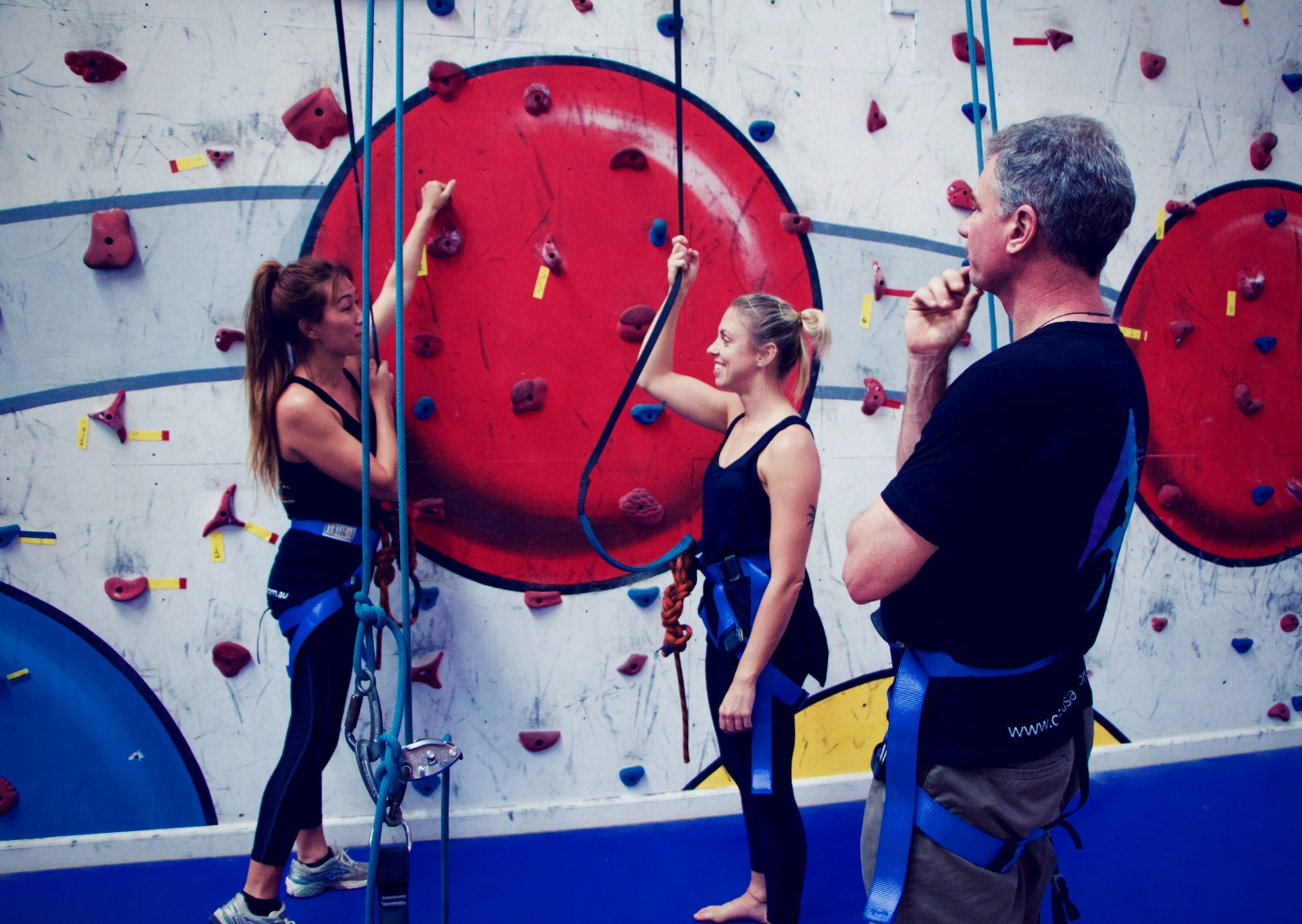 circus-arts-byron-bay-indoor-climbing-wall