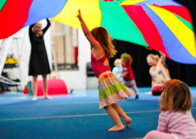 Tiny Circus (1-5yrs)