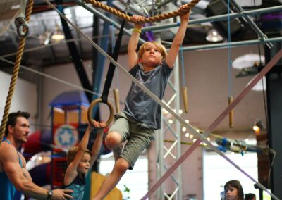 Kids School Holiday Circus and Activities