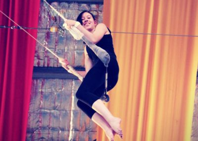 Introduction To Flying Trapeze Coaching (Stage 2)