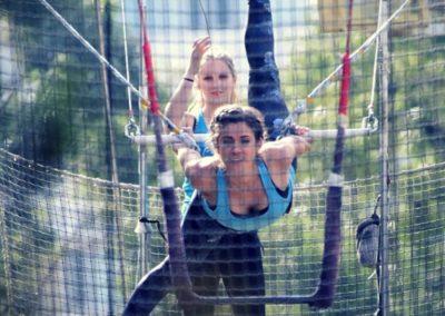 Circus Arts Australia - Sydney Outdoor Flying Trapeze