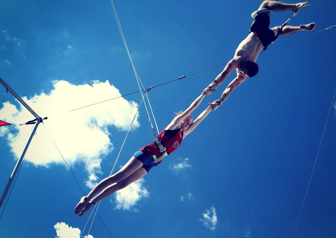Outdoor Flying Trapeze Sydney