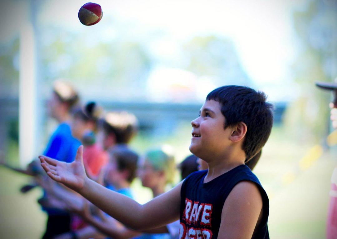Kids School Holiday Activities Brisbane – Mega Mix Circus