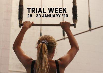 Trial Week – Byron Bay