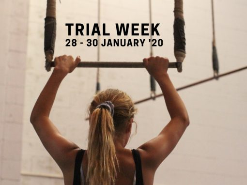 Trial Week – Byron Bay