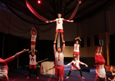 Acro Circus (Levels Program)