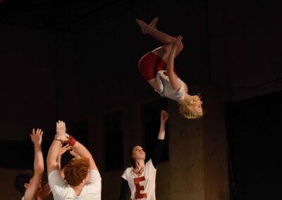 Acro & Gymnastics