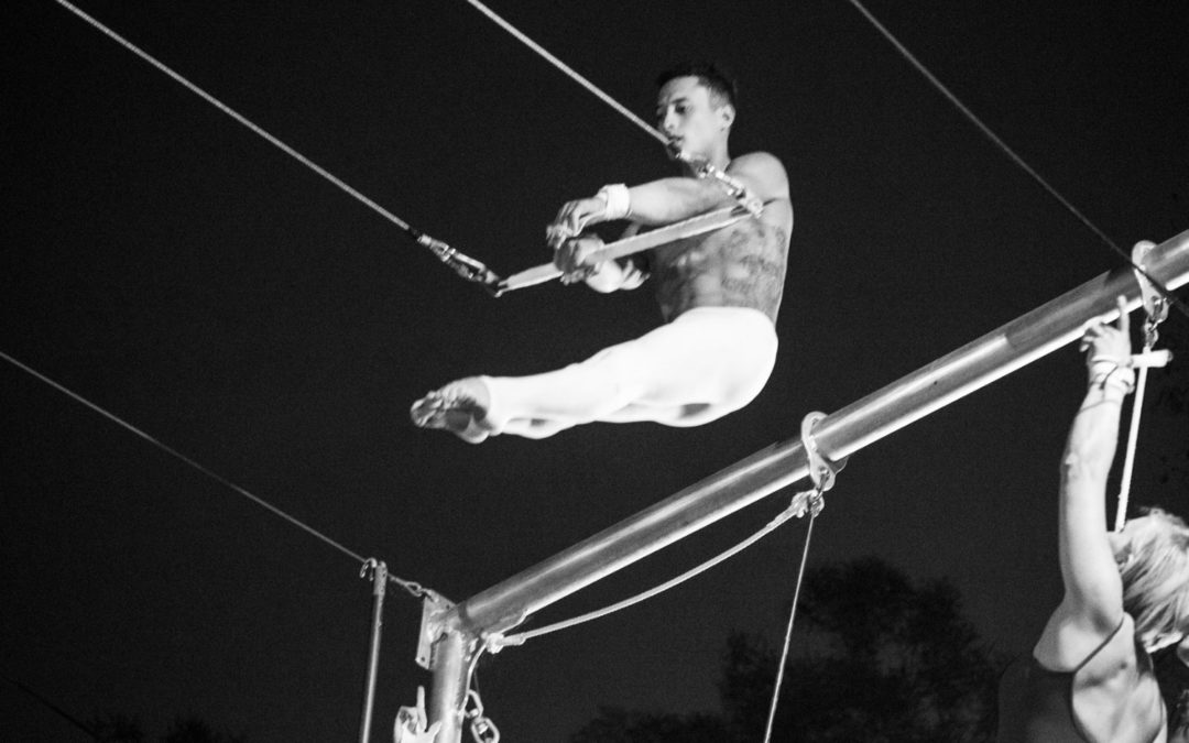 3-Day Flying Trapeze Intensive with Jordan Tribble, Blair Aued & Alistair Winn