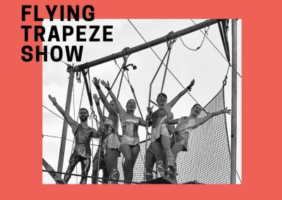 Flying Trapeze Show – Sydney