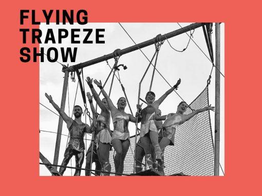 Flying Trapeze Show – Sydney