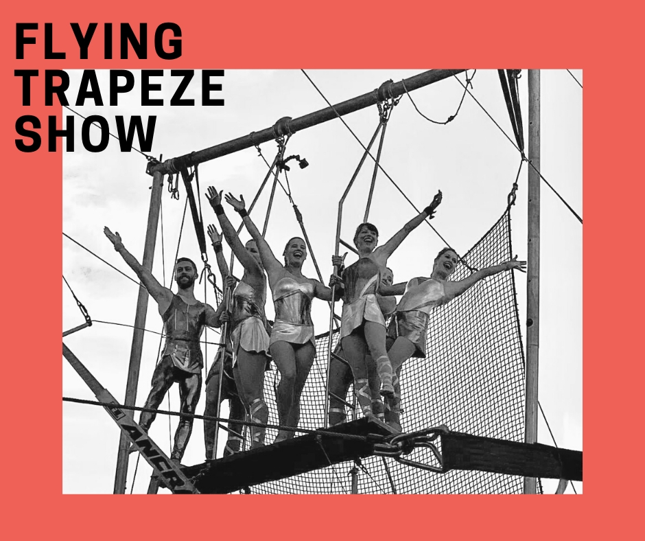 Circus-Arts-Flying-Trapeze-Show-Sydney-Olympic-Park-Aquatic Centre-Bush-Fire-Appeal