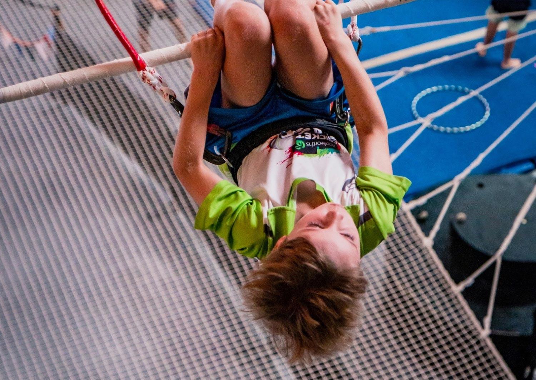Flying Trapeze Byron Bay Class